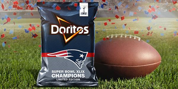 We're giving away 500 #Doritos #Patriots bags! RT+Follow by 12AM CT 4 a chance 2 win! #sweeps http://t.co/wr5vnk3kIw http://t.co/E1ZNmVamhz
