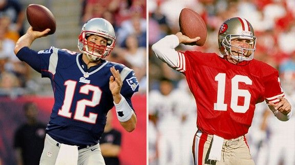 Now that Brady has a fourth ring, who gets YOUR vote for greatest QB of all-time?  RT for Montana FAV for Brady http://t.co/FipN66KpIL