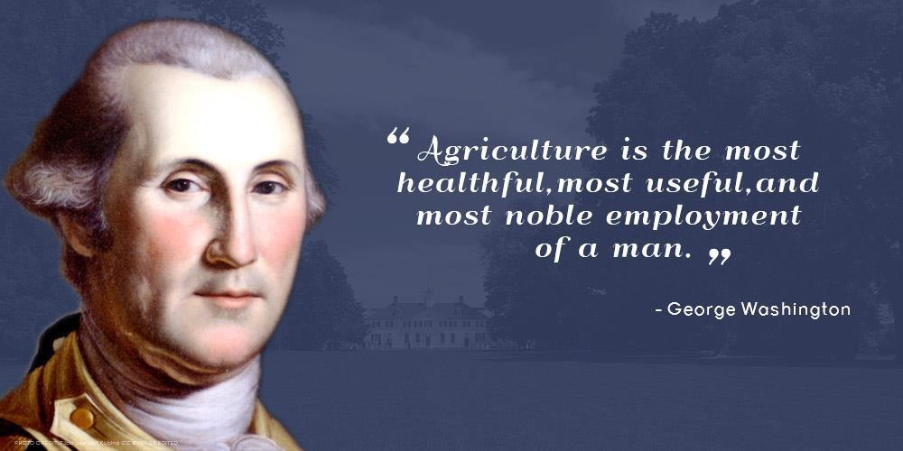 On this #PresidentsDay I want to highlight our first President, George Washington for his leadership and values. http://t.co/3vkAYeXTFM