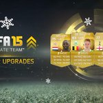 The #FUT #WinterUpgrades are live with over 130 player upgrades!!! http://t.co/VuXjYwWOgb