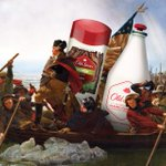 If history has taught us anything, it's the importance of smelling great and standing in a rowboat, looking cool. http://t.co/Qoz9oGFfUg