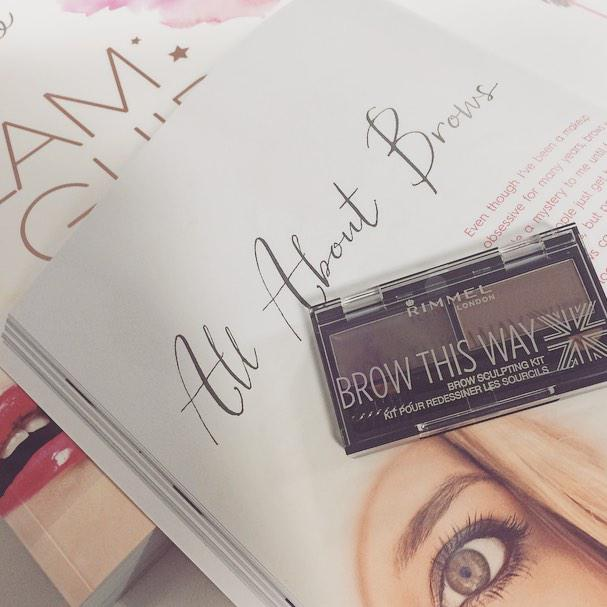 "As @FleurDeForce says ""It's all about brows"" Win 1 of 8 signed copies & Fleur's Rimmel picks! Simply RT to enter! http://t.co/2fF5kthWOe"