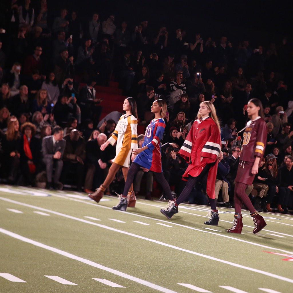 Team Tommy @tommyhilfiger #tommyfall15 http://t.co/HM1T3bsR7i