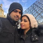 Brrr.. Valentine afternoon in the city of lou at louvre.. http://t.co/8aMC3zHZJA