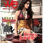 RT @MovifiedTamil: The gorgeous, the lovely, the elegant @shriya1109 on the cover of #WeMagazine ❤️ @sri50 @rameshlaus @kamaljii http://t.c…
