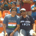 2011 watching India vs Pakistan at Mohali. This time on TV in Ajmer. Should be a gr8 game. Too excited can't sleep :) http://t.co/Wxx32noSHu