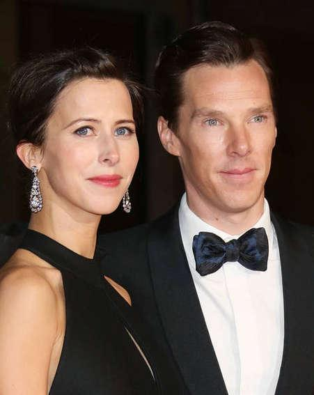 Benedict Cumberbatch to wed on Valentine's Day - report