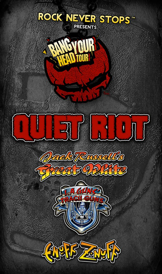ATTENTION HEADBANGERS! Coming SOON Summer Tour 2015 Stay tuned…http://t.co/CtK0IilCE0 http://t.co/54mjOeRLnh