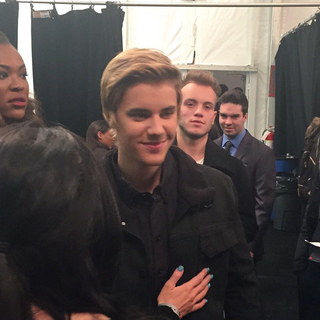 ...speaking of @justinbieber: #MBFW #NYFW http://t.co/lzg5W3GUYt