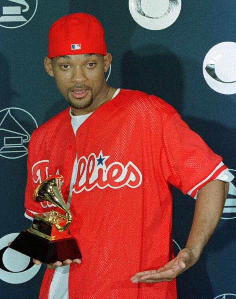 We cannot forget that Will Smith was the first rapper to win a Grammy and open the door for Kanye and others salute http://t.co/LOGNZZCkxF