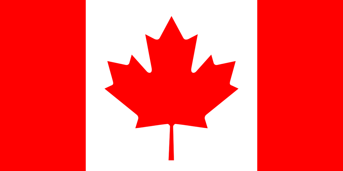 Canada's Red & White Maple Leaf flag turns 50 today. Happy 50th to a great symbol we're all proud of. #CanadaFlag50 http://t.co/lPyOERU8Oy