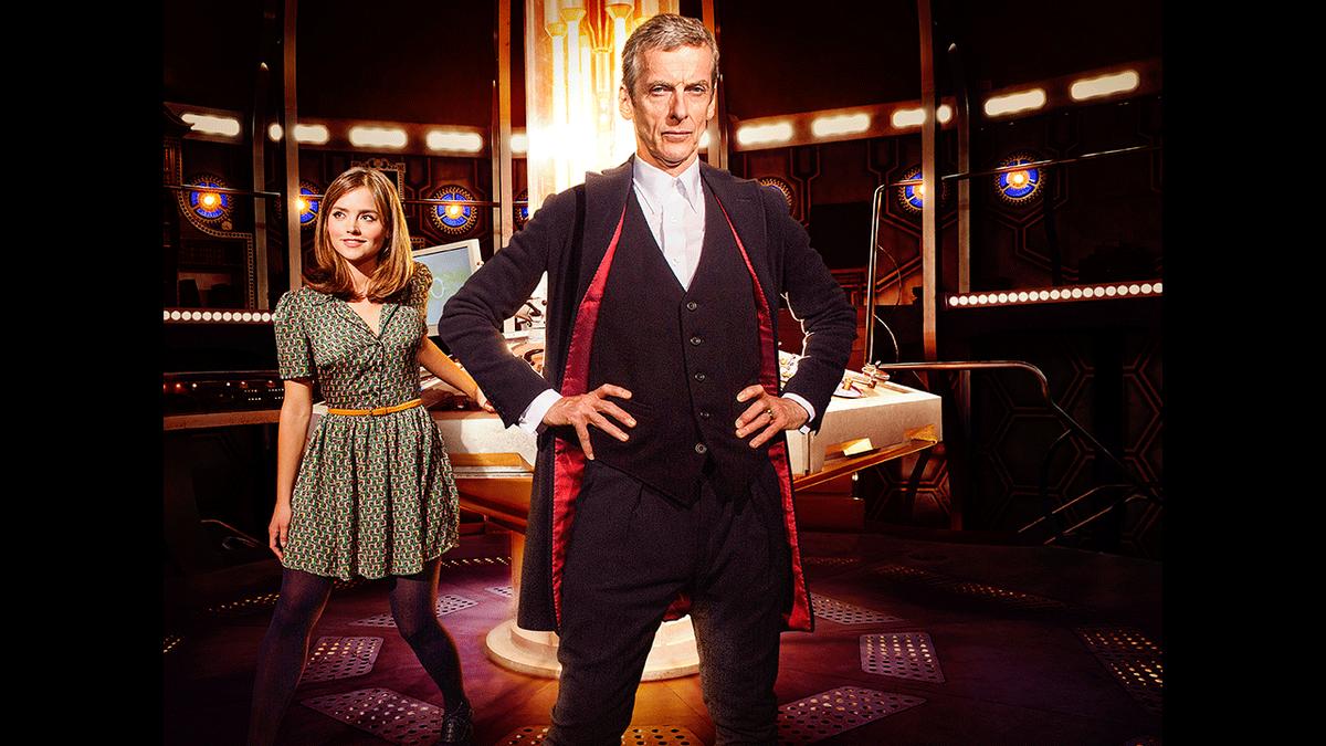 Doctor Who'nun 8. sezonu bu akşam 19:30'da CNBC-e'de başlıyor! Bu mesajı RT'leyen bir kişiye DW tişörtü hediye! http://t.co/IubdluEwIj