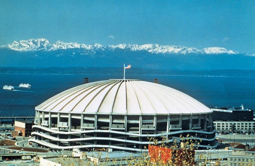 These young kids growing up don't know nothing about the Kingdome #seattle #206 http://t.co/XGpQY7QJX0