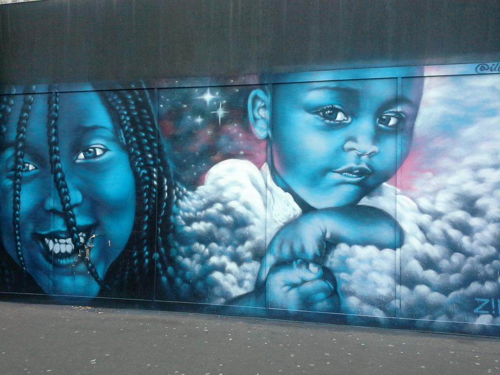 Part 2 - #Streetart in #Croydon thanks to @RISEgalleryuk and lots of talented artists http://t.co/tHdBiVttyw