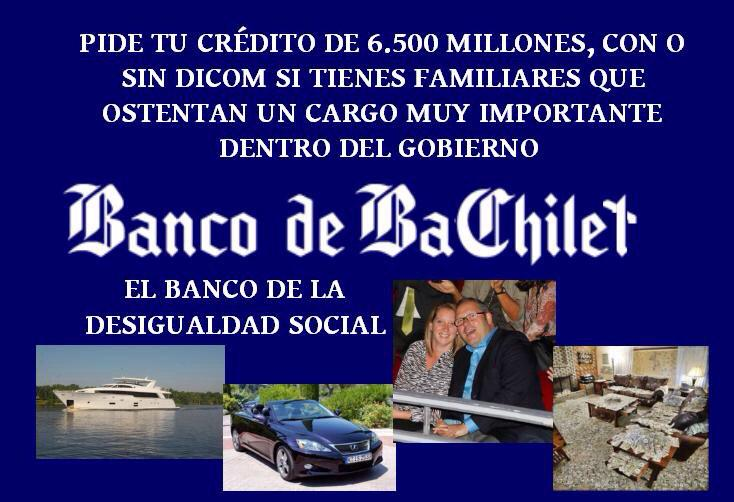 Luis Undurraga (@luchoundurraga): #Davalos #DavalosBachelet #BancodeBachilet http://t.co/YiBRHRmB81