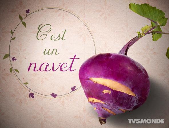 [フランス語表現 - 食べ物] C'est un navet (直訳:それはカブだ。) 意味:つまらない芸術または文学作品のこと/駄作。 http://t.co/dshpEfuflO