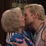 That time Betty White and Bradley Cooper made out on 'SNL': http://t.co/9ZZ0KRnqV6 http://t.co/ylUUtXtAqo /via @dailydot
