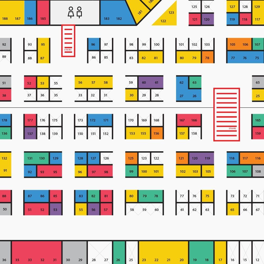 A map of Pasar Santa and the many creative entrepreneurship  http://t.co/IqZs8YQFIK http://t.co/IOJnhsjHTX