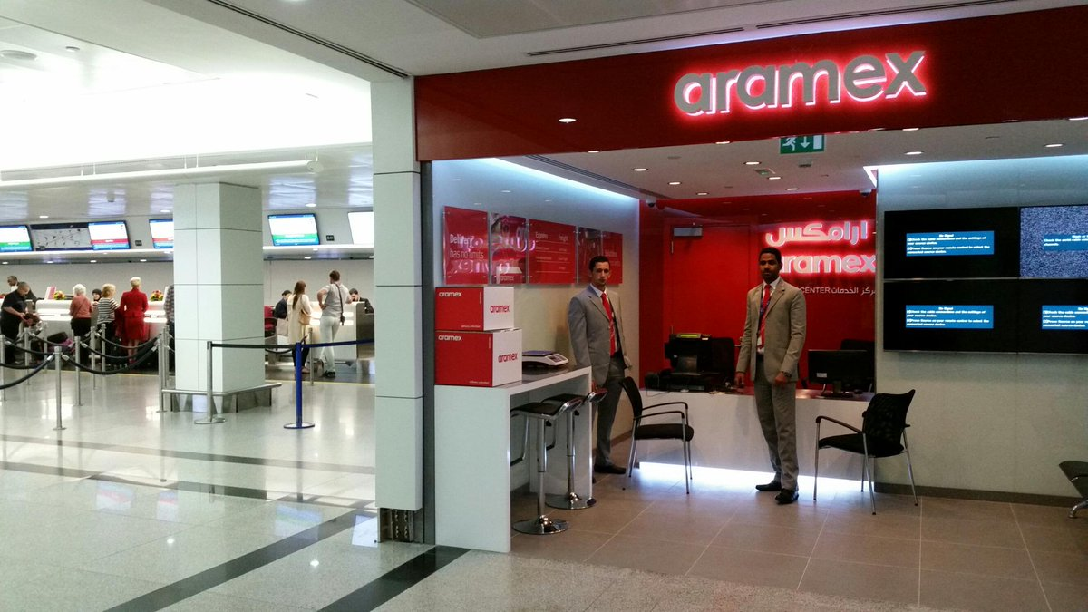 Check out #Aramex service center in Dubai Airport Terminal 1. We will now be available to serve passengers 24/7! http://t.co/yEzs747WMD