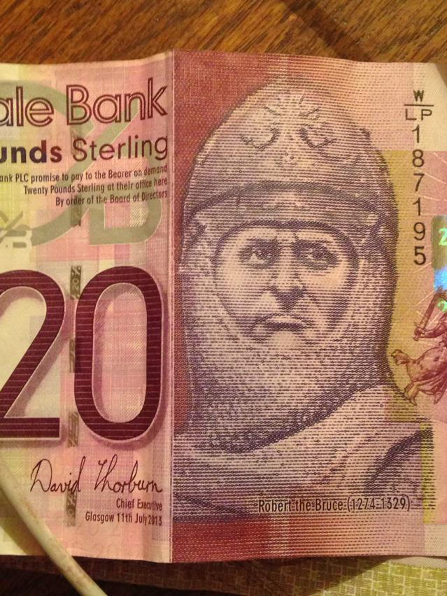 I love this guy. He looks like he just did a shart in his chain mail. Been there, dude. Hang on. #UKmoolah http://t.co/xOACjffPvS