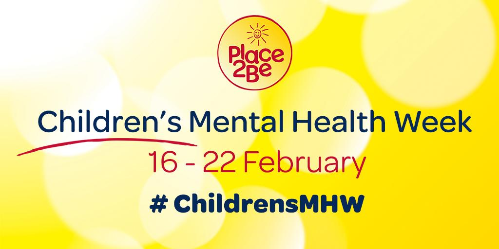We're encouraging parents to talk openly about children's #mentalhealth http://t.co/VE7isw7IAY #ChildrensMHW http://t.co/X8vG3HvtD3