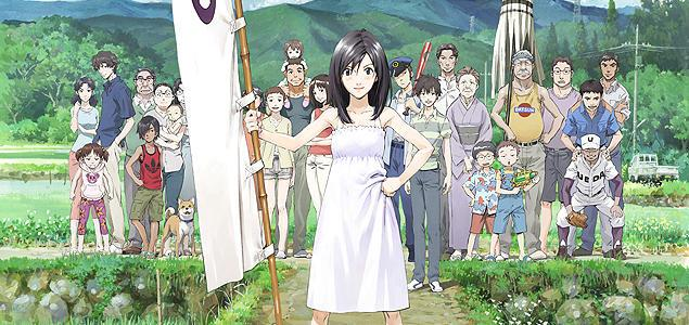 「サマーウォーズ」「これは新しい戦争だ」というキャッチコピーでお馴染みの細田守監督代表作。家族の絆や情報化社会のあり方に