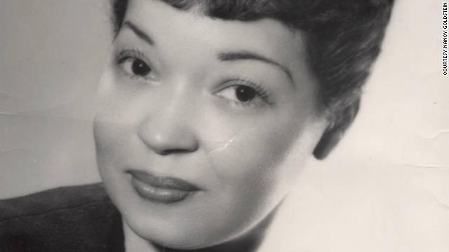 """@PatrickZircher: Jackie Ormes, the first black female professional cartoonist in U.S. #BlackComicsmonth http://t.co/rsJ71aLxof"""