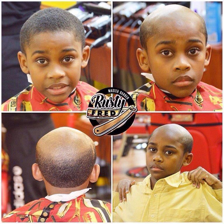 ¿Tu niño se porta mal? Peluquero se ofrece a cortar el pelo a los niños que se portan mal, y dejarlos como un viejo http://t.co/Y6npfJDTeD