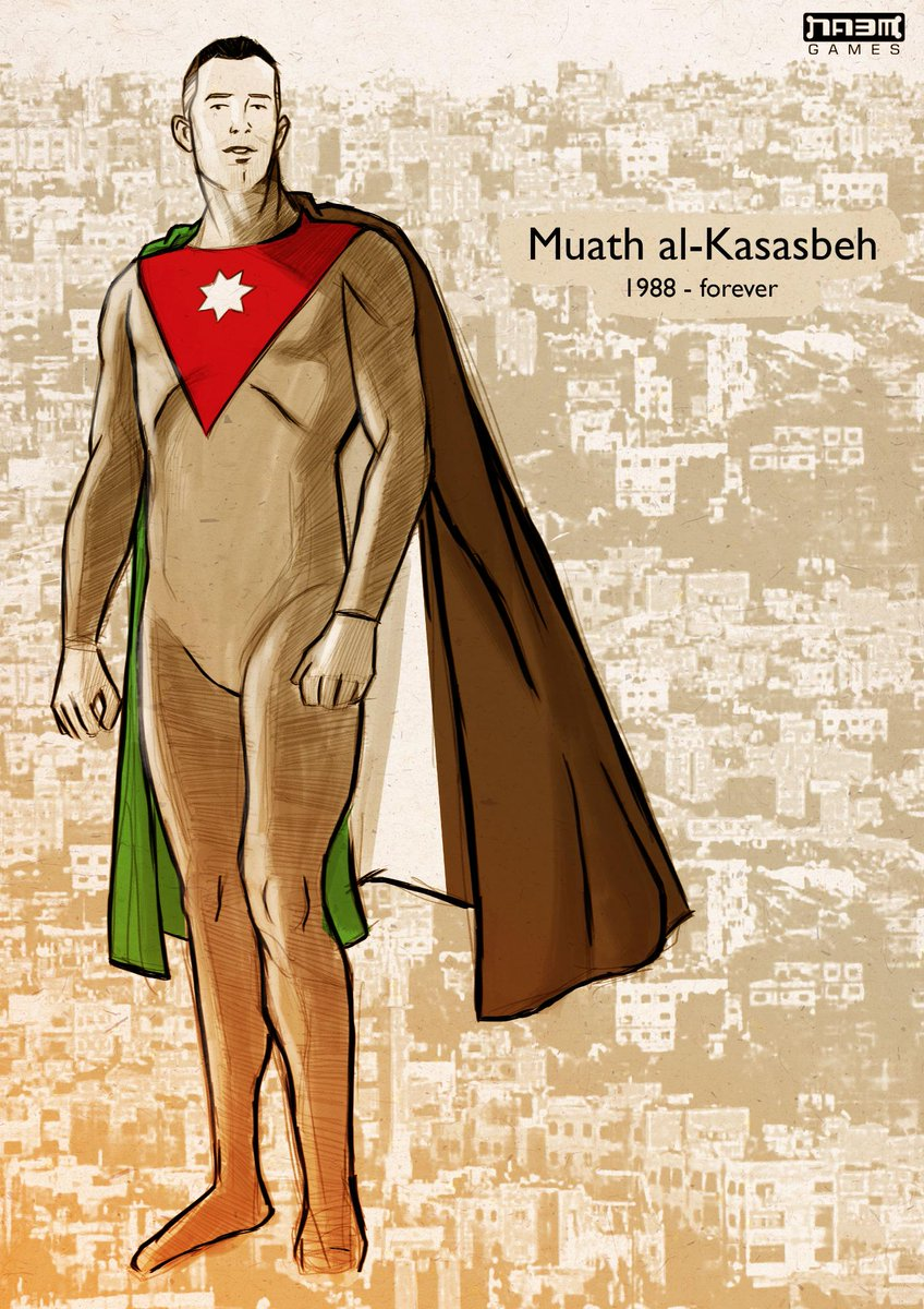 Service to one's country that ends so tragically is the highest form of patriotism. Muath al-Kasasbeh. #IamMuath http://t.co/TzfeEiIDmo