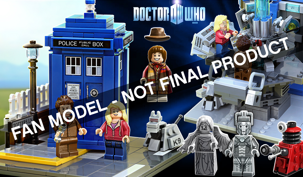 Andrew Clark's #DoctorWho concept has been picked as the next LEGO Ideas Set! #012 Doctor Who and Companions! http://t.co/iyJ5qKcRV4