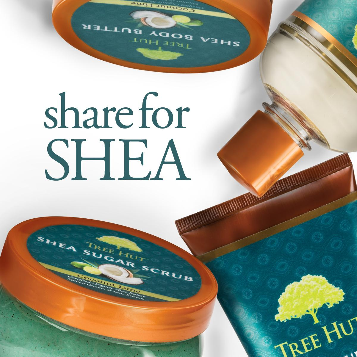 Retweet this image for a chance to win Coconut Lime Shea Body Butter! A winner will be announced tomorrow. http://t.co/Czd9b4P3bb
