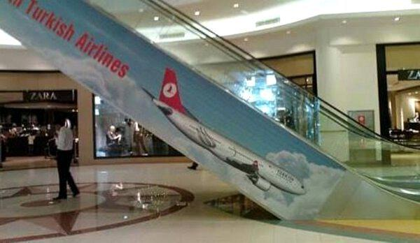 Some advertising artwork doesn't lend itself to escalator panels http://t.co/7JC1QYs6Ve