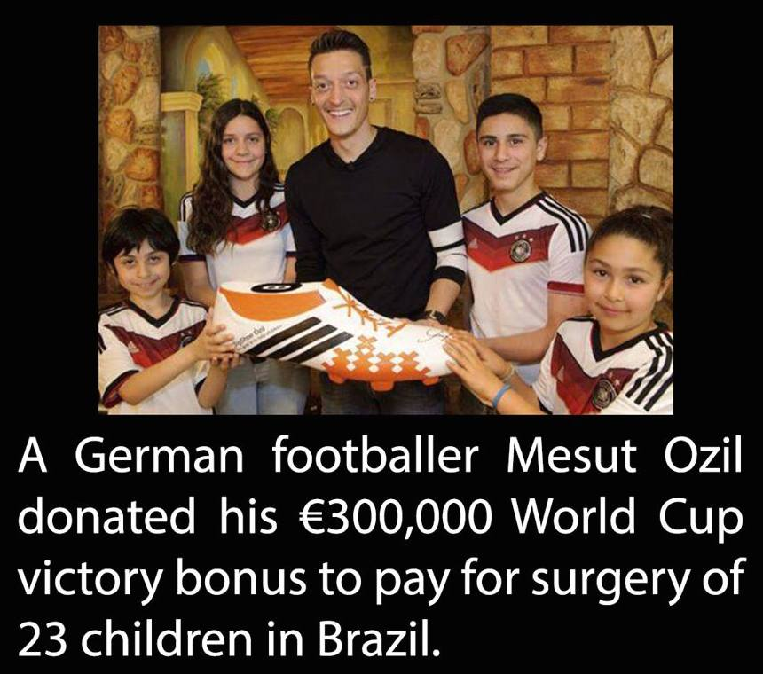 Great Guy @mesutozil1088: http://t.co/puY2Kz1oUE