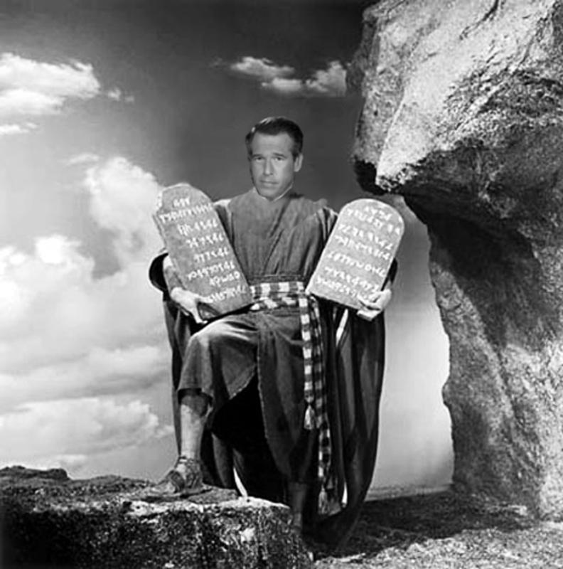 """Damn, those tablets were heavy!"" #BrianWilliamsMisremembers http://t.co/orXsbLU9Bf"