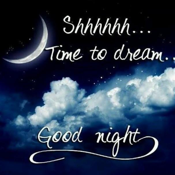 Картинки спокойной ночи на английском