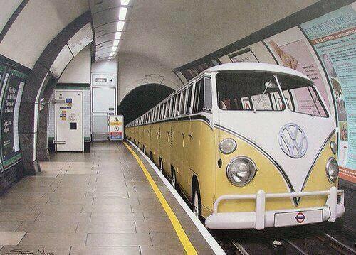 If #Cornwall did tube stations #BusStrike #tflstrikes #tfl  http://t.co/xEBX26tsE7 http://t.co/Oguj4os7RR