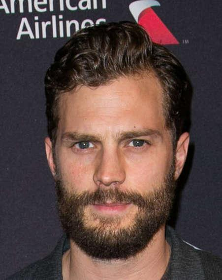 Jamie Dornan voted Glamour's Sexiest Man