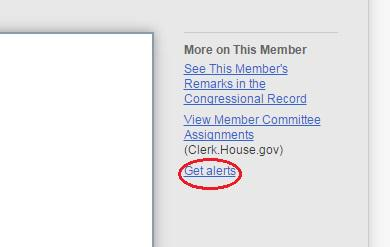 http://t.co/jzJSAg08t5 now has email alerts! Legislation, members, and CR are all available. http://t.co/khcHjxSKeb http://t.co/sOEN3kDZt5