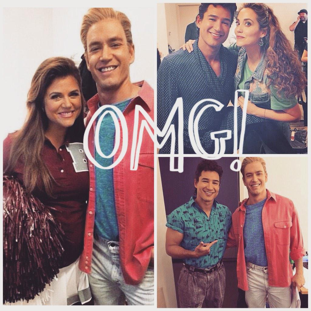 They did it!!!! #SavedByTheBellReunion http://t.co/ryIma4WdBc
