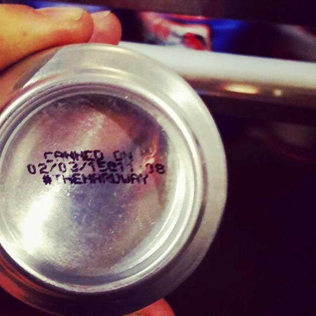 #DalesPaleAle CANned #TheHardWay - ....See what we did there? http://t.co/DmYrslCyoT