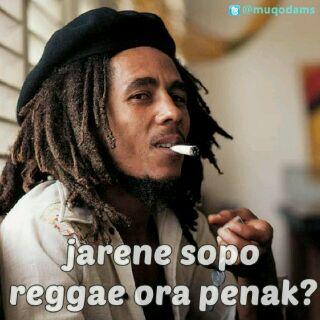 "HAPPY BIRTHDAY Om Bob Marley sng Maestro/Lgendris Msik Reggae,Krya\""u dlm brmusik,Krkter dn Jiwa pnh Dmai msh mlegenda"