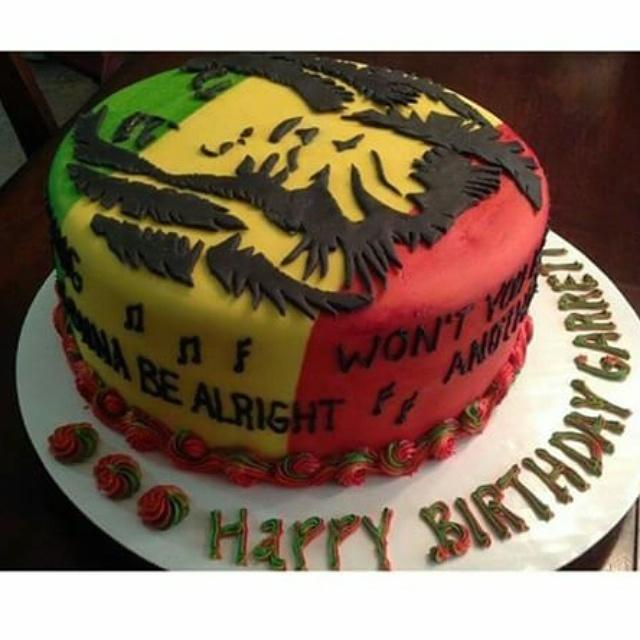 Happy birthday brother bob marley  Jamaica onelove