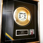 Born for PLATINUM! Thank you SWEDEN & @dadalife for the new Platinum Record!! We are #BornToRage MotherTruckers!!! http://t.co/rGEQ0t8DA3