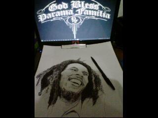 Happy birthday Nesta Robert Marley a.k.a Bob Marley a.k.a Tuff Gong (6 feb 1945 - 11 mei 1981) JAH BLESS YA