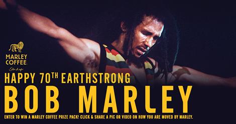 "Happy Birthday KING \\ Berhane Selassie \"" - Bob Marley"
