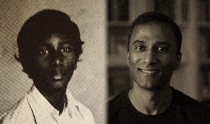 الاغلب اظن يعرف ان مخترع الهوتميل هندي واسمه صابر باهتايا هنا صورته وهو صغير وبعد ٤٠٠ مليون دولار