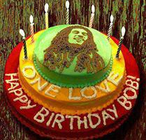 Happy birthday Bob Marley! We will always love you