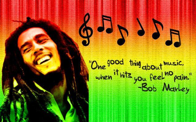 Happy Birthday 70th Bob Marley