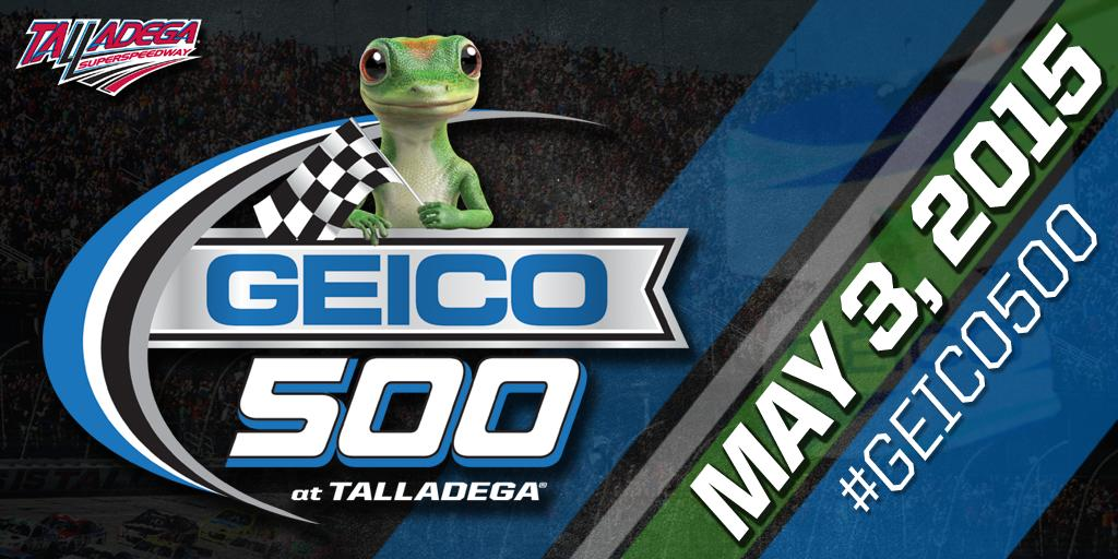 RETWEET for your chance to win the @GEICORacing prize pack signed by @CJMearsGang!  The #GEICO500 returns May 3! http://t.co/Er4etIX84n