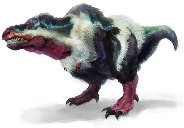 研究が進むにつれ、だんだんザコキャラになっていくティラノ RT @coresugokun: 【悲報】ティラノサウルスの最新画像  弱い(確信) http://t.co/DBHjOpJhO3